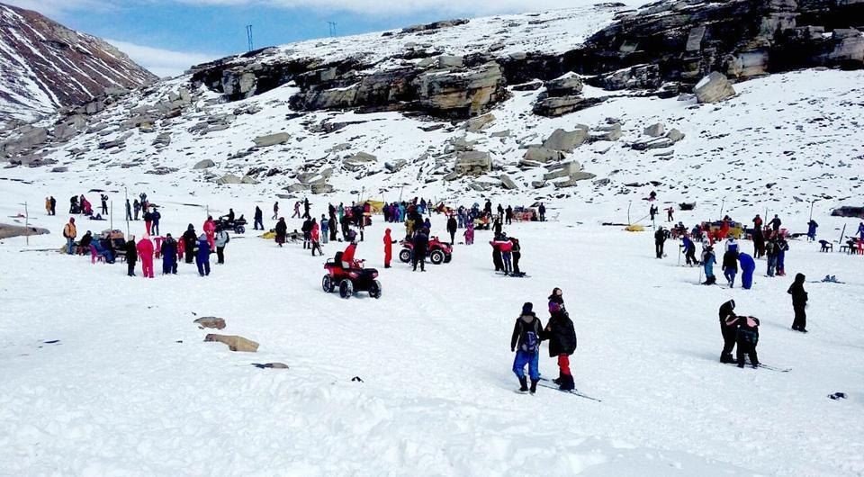 Kullu Manali Students Tour
