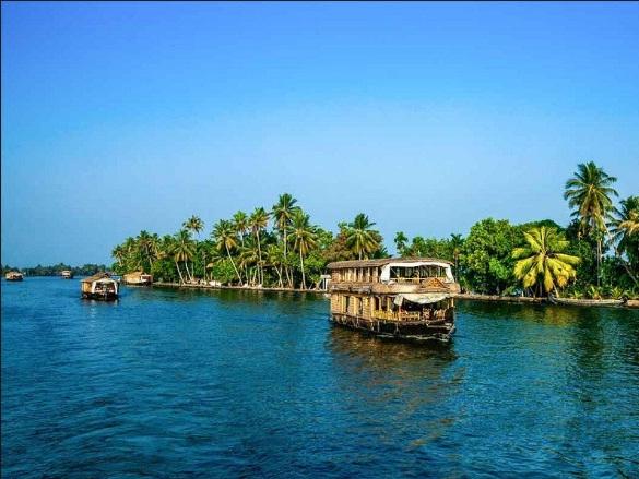 Cochin Munnar Alleppey-Study Tour