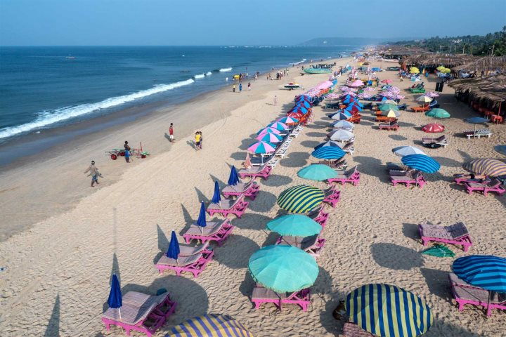 Goa Students Tour Package